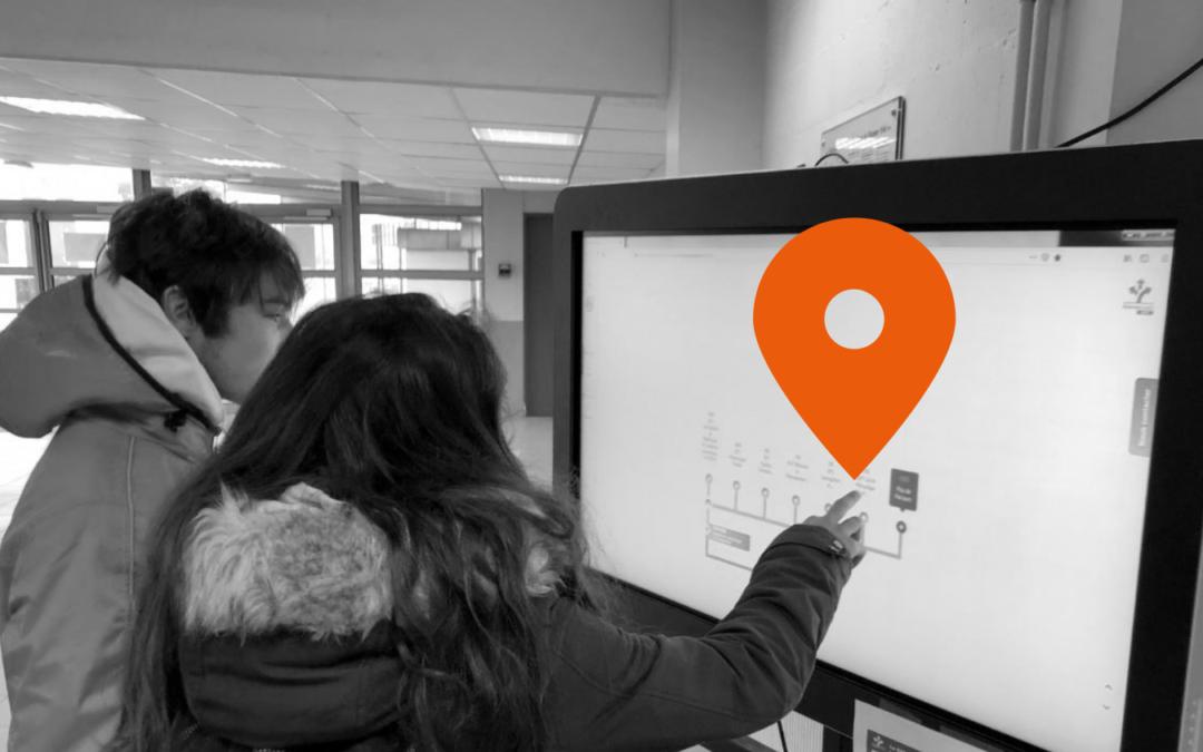 Le GPS de l'orientation aux JPO du Lycée Pierre de Coubertin de Meaux