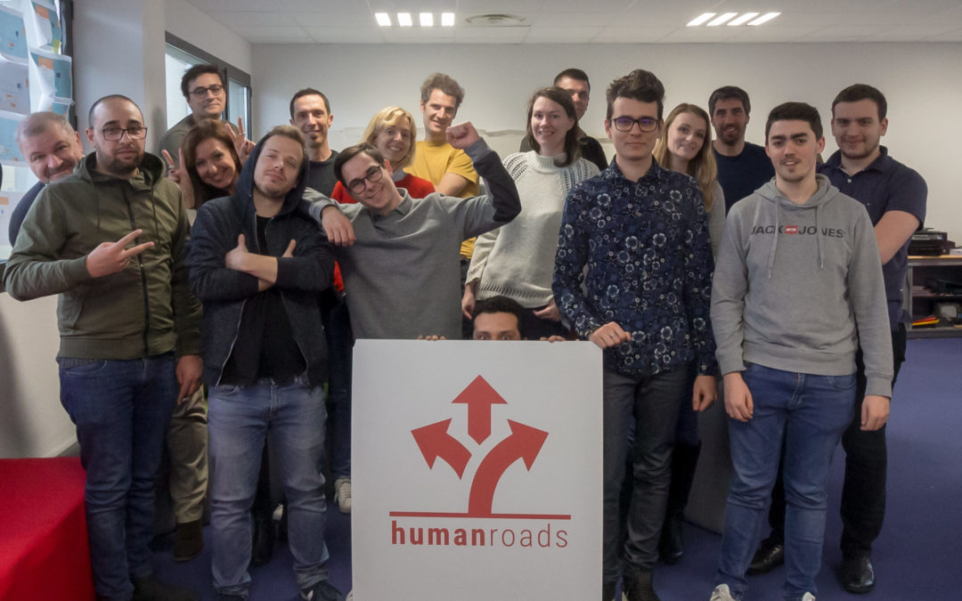 Humanroads raises 1.5 million euros to accelerate its development in the higher education sector
